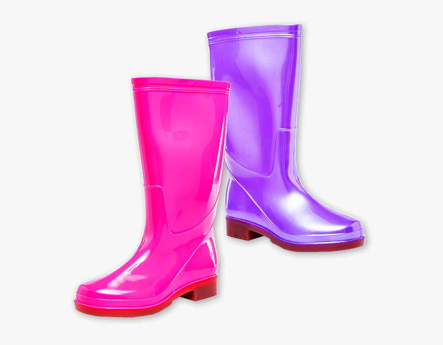 Adorable $5 Rain Boots To Help You Weather The Storm - Rain Boot, Transparent Clipart