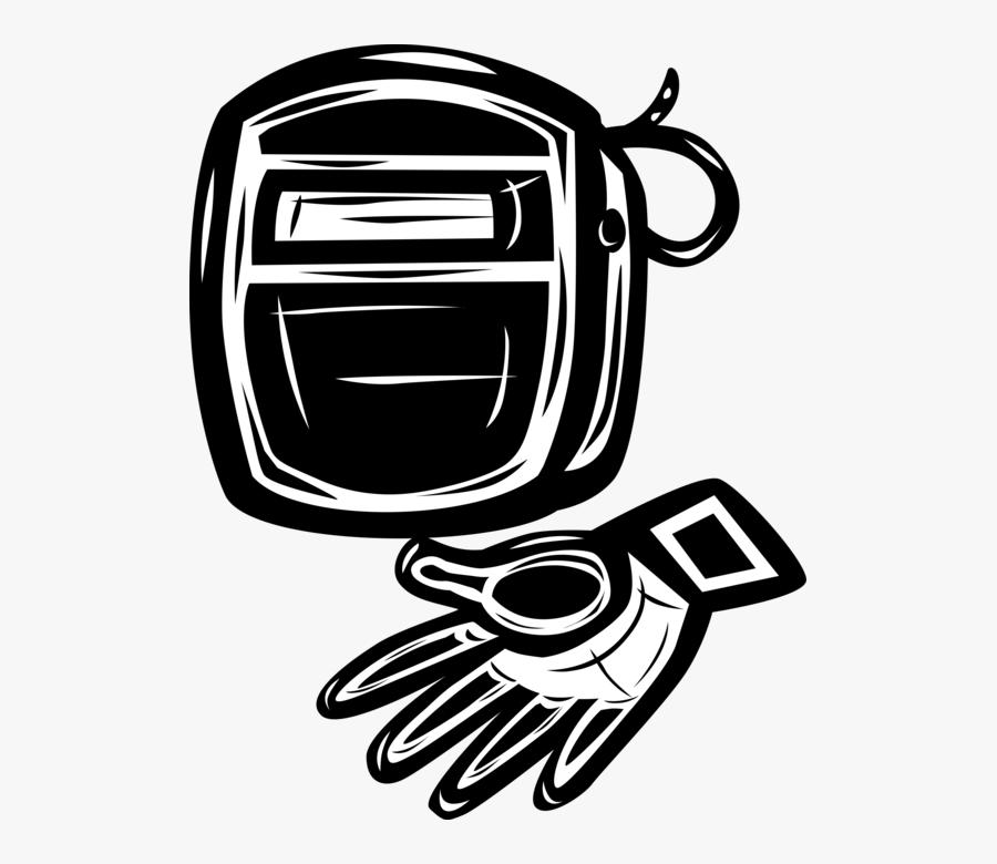 Vector Illustration Of Welding Equipment Welder S Mask Emblem Free Transparent Clipart Clipartkey