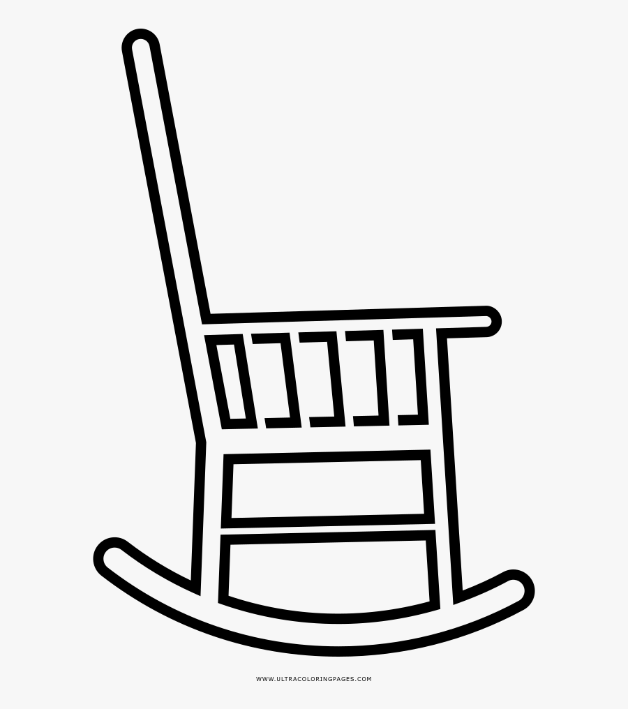 rocking chair coloring page rocking chair free transparent clipart clipartkey rocking chair coloring page rocking