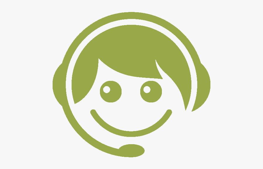 Customer Service Pledge, Transparent Clipart