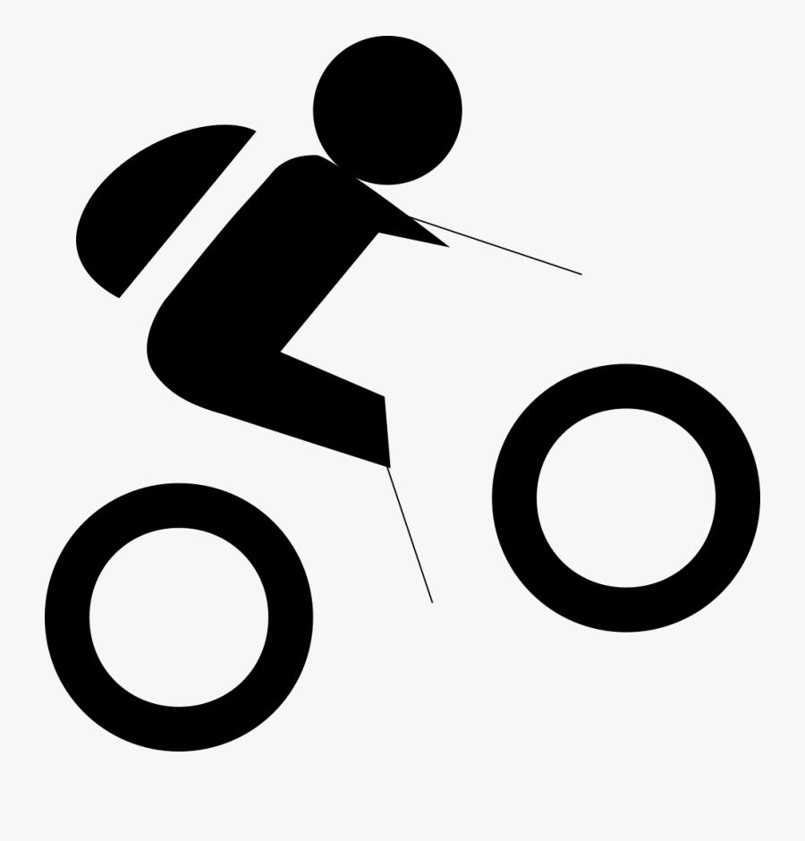Mountain Svg Png Free - Icone Vélo De Montagne, Transparent Clipart