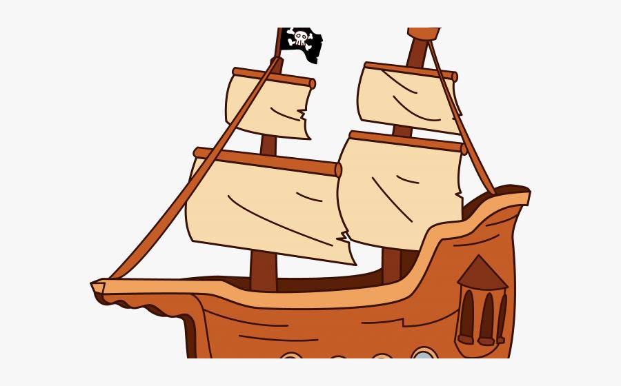 Fishing Boat Clipart Sailor Ship Cartoon Pirate Ship Transparent Free Transparent Clipart Clipartkey