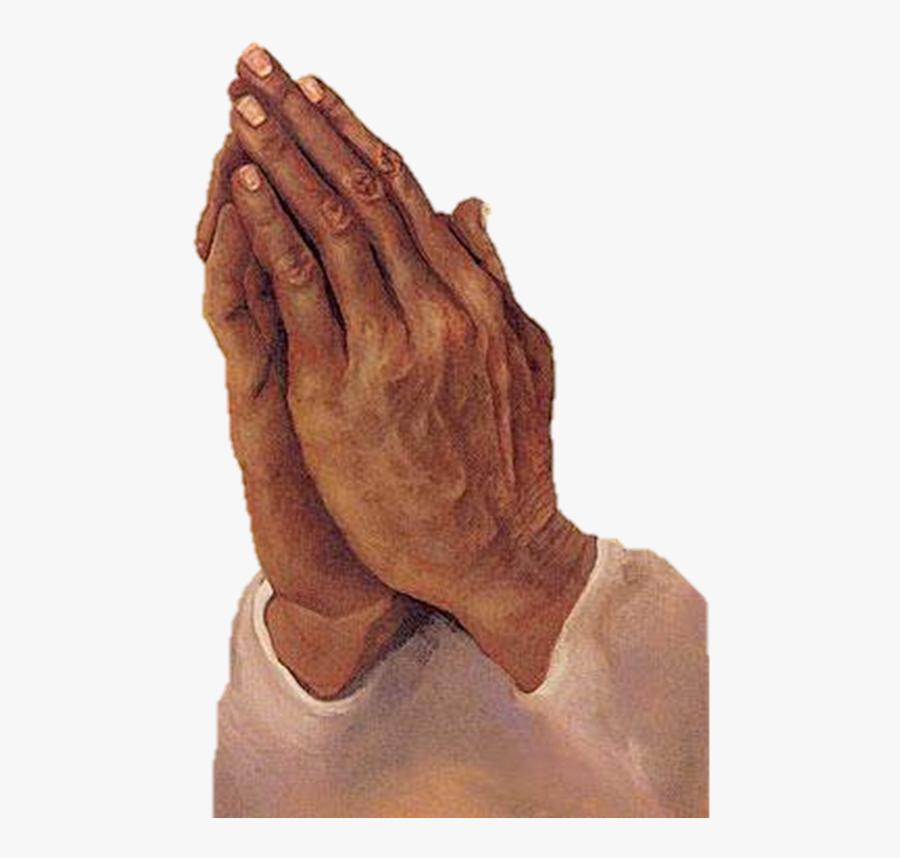 Language,flesh - Transparent Praying Hands Png, Transparent Clipart