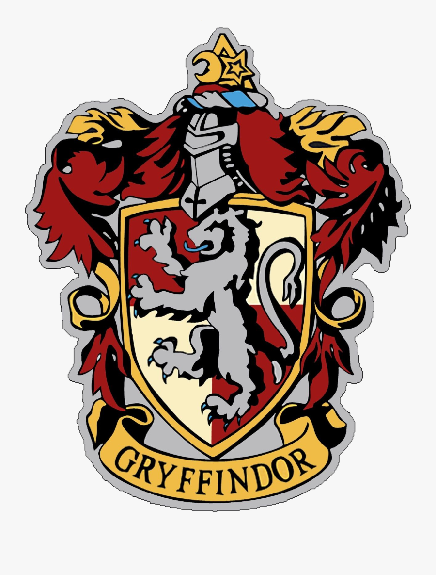 Harry Potter Hogwarts Clipart At Free For Personal - Harry Potter Gryffindor Crest, Transparent Clipart