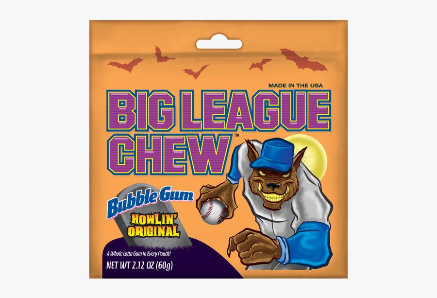 Big League Chew Halloween, Transparent Clipart