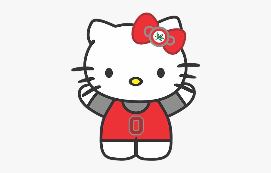 Color Dibujos De Hello Kitty, Transparent Clipart