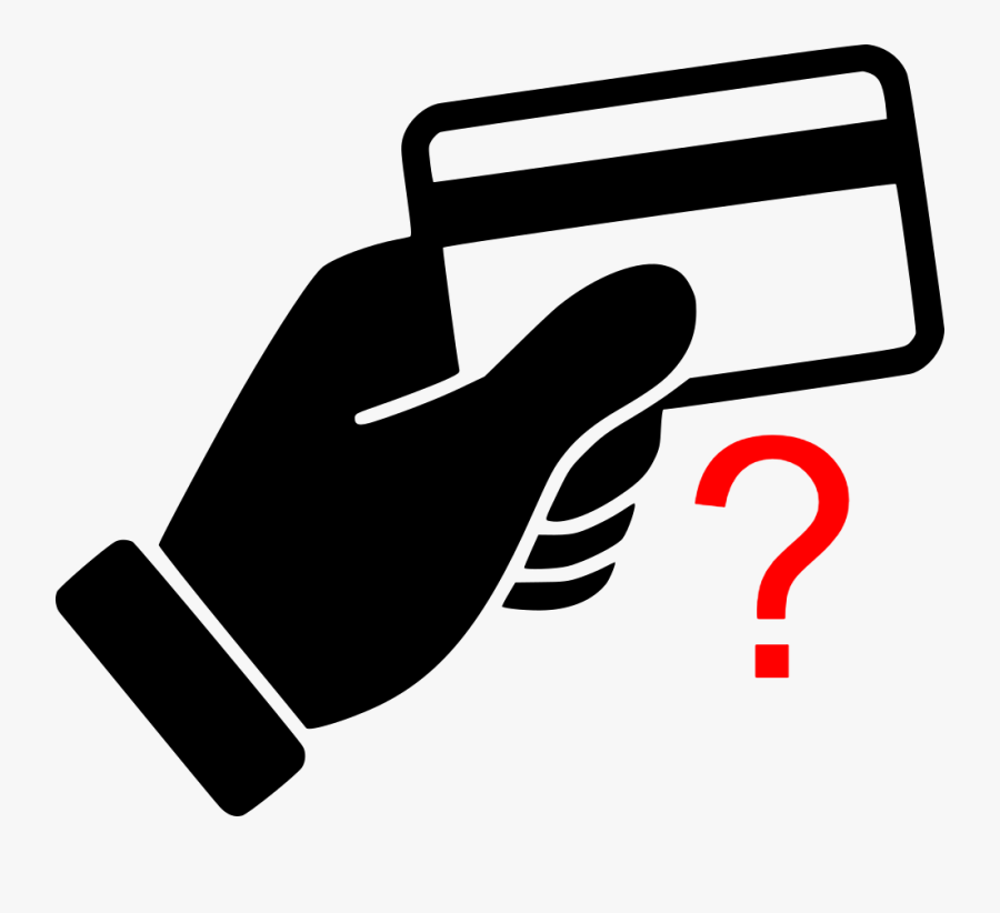 Picture - Credit Card Payment Icon, Transparent Clipart