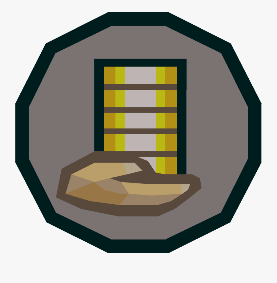 Transparent Jack Of All Trades Clipart - Runescape Grand Exchange Icon, Transparent Clipart