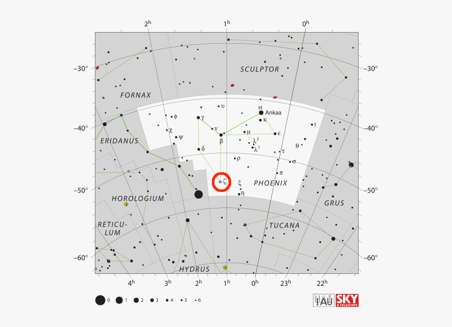 Andromeda Constellation Star Chart, Transparent Clipart