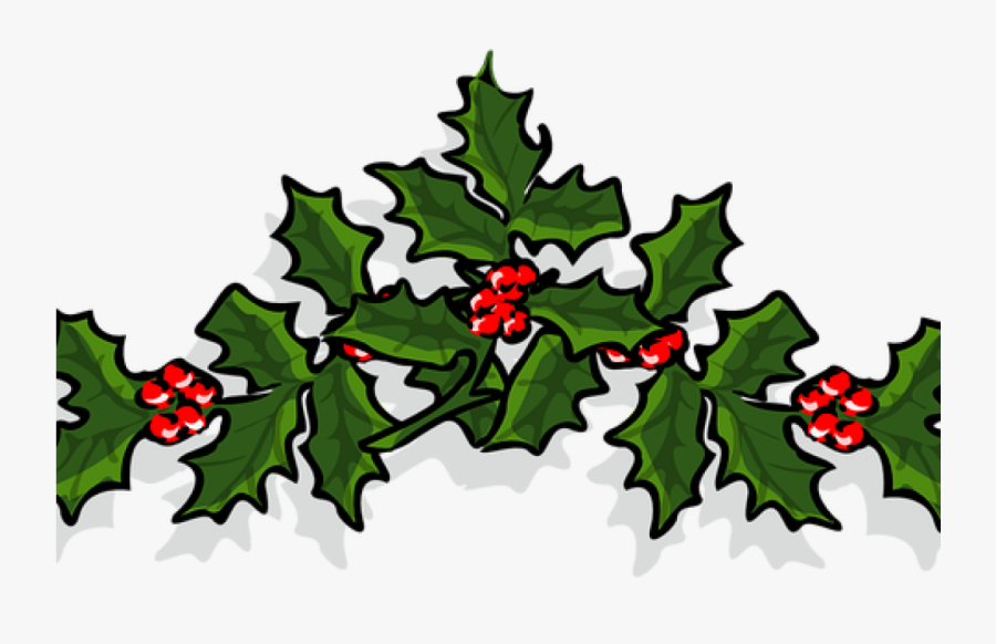 Holly Images Free Holly Ornament Holiday Free Vector - Christmas Holly Transparent, Transparent Clipart