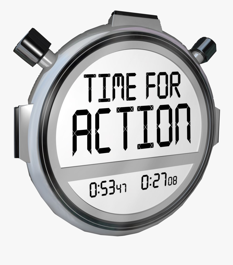 Fear Not Circumventing Your - Stopwatch Time Is Running Out, Transparent Clipart