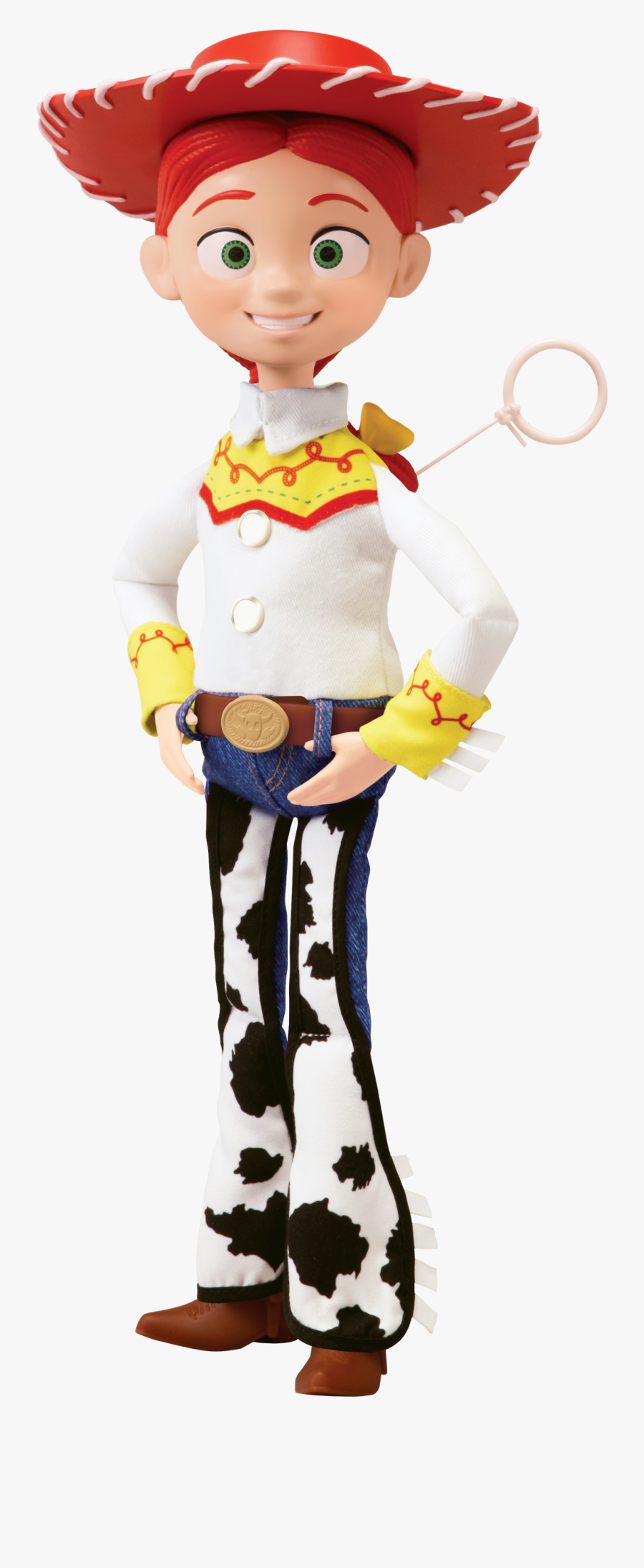 Toy Story 4 Life Size Talking Jessie Action Figure - Toy Story Jessie And Bo Peep, Transparent Clipart