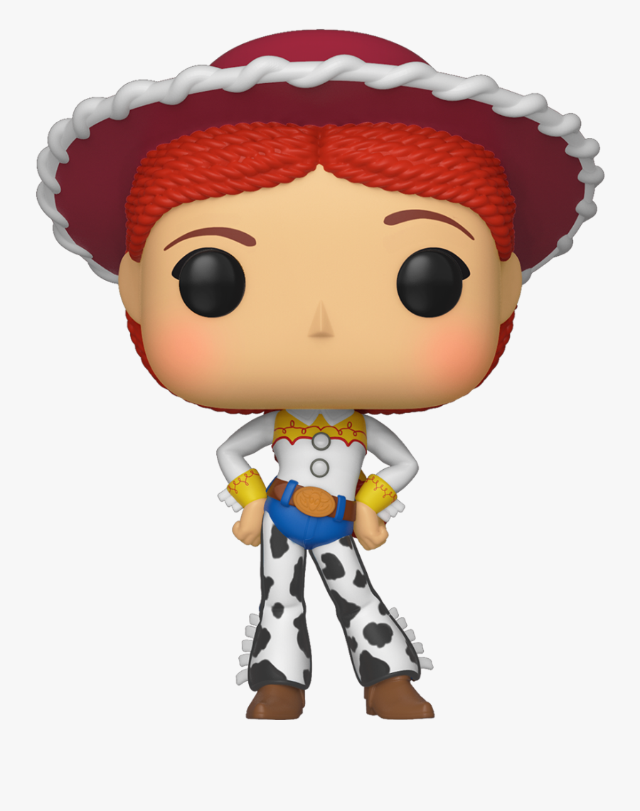 Funko Pop Toy Story 4 Jessie, Transparent Clipart