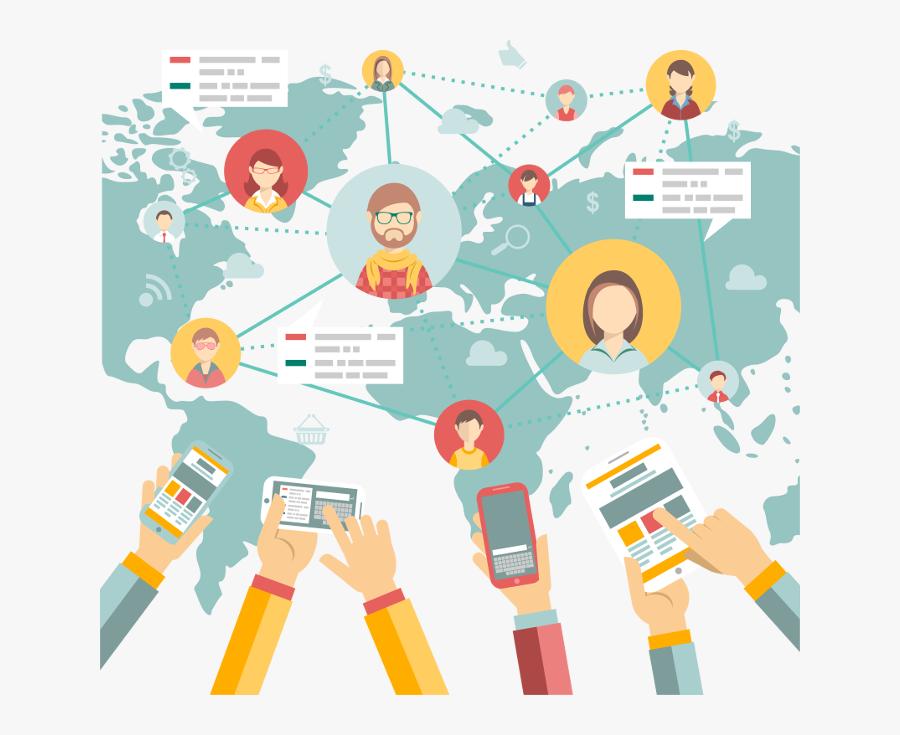 Social Media Marketing Companies - Social Media Marketing .png, Transparent Clipart