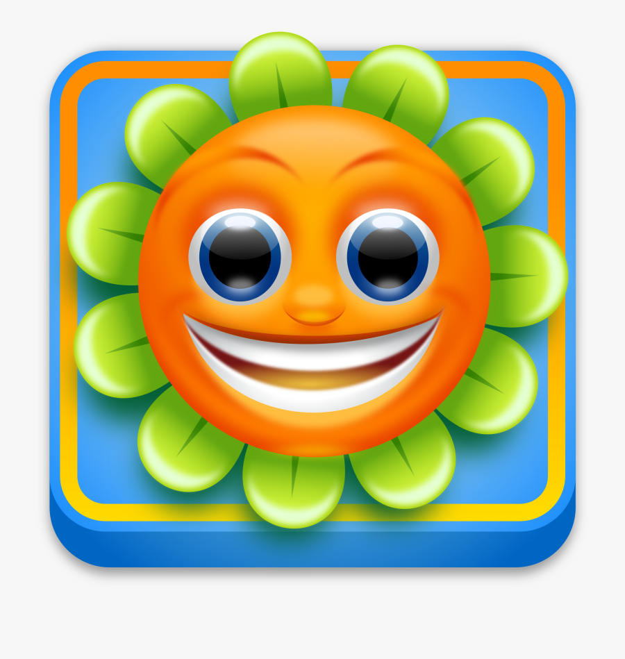 App Icon 3d-style / Mobile Games - Mobile App Icon Game, Transparent Clipart