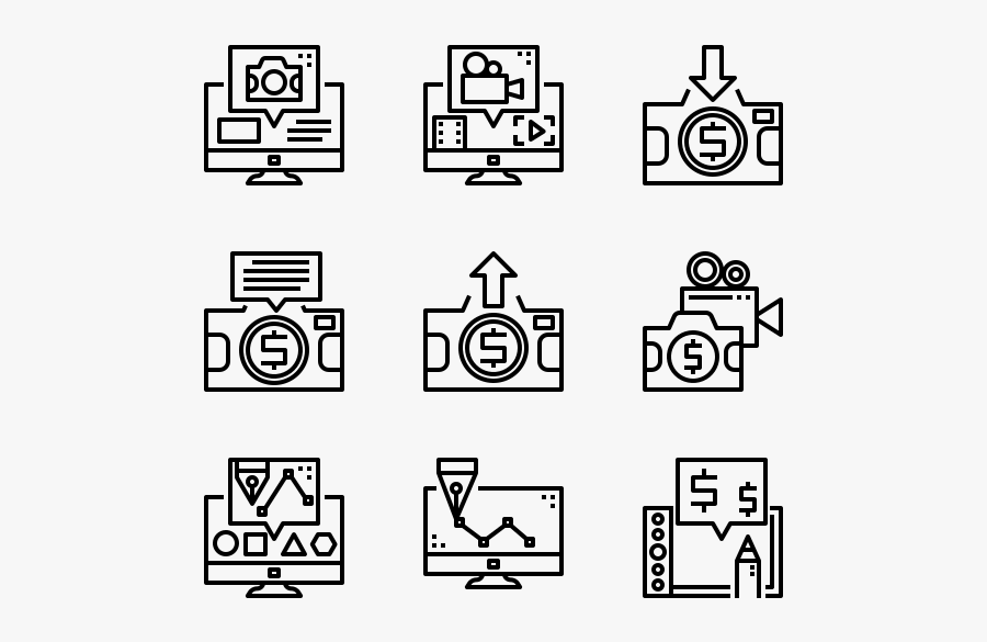 Stock Contributor - Iconos Museo, Transparent Clipart