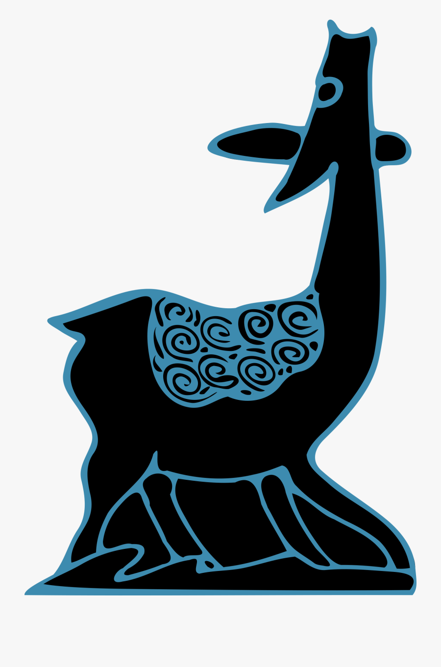 Indonesian Animals Art Clipart , Png Download - Animal Of Indonesia Clip Art, Transparent Clipart