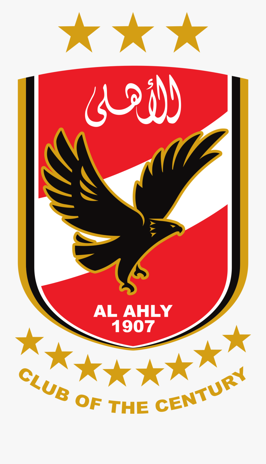 Alahly Logo Dream League Soccer 2019, Transparent Clipart
