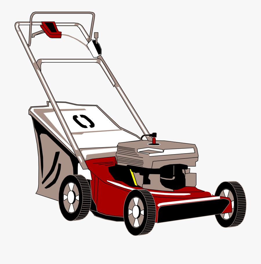 Lawn Mower Png Clipart, Transparent Clipart