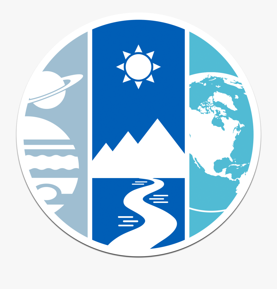 Earth Science Logo Png, Transparent Clipart