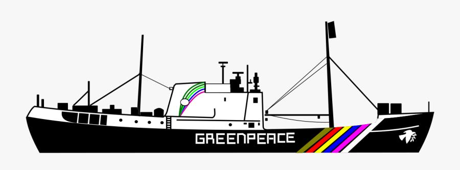 Rainbow Warrior 1, Transparent Clipart