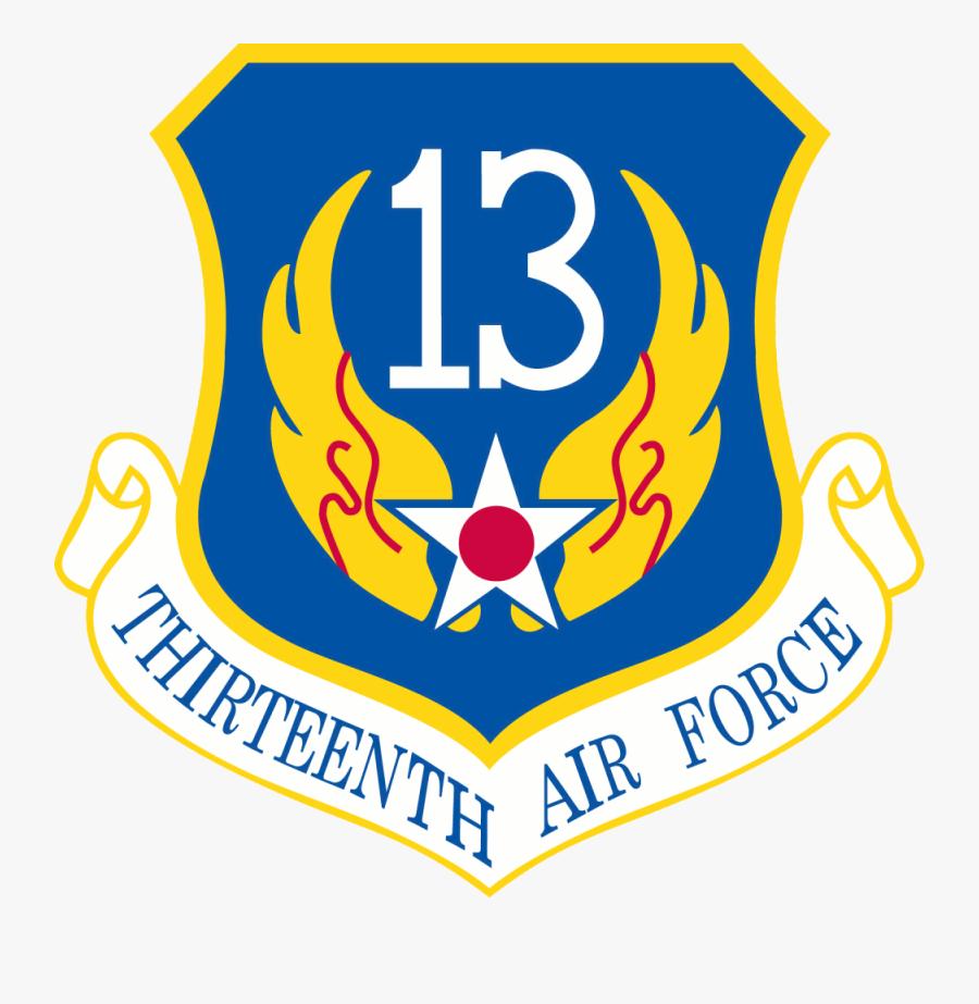 Thirteenth Air Force - Air Force Material Command, Transparent Clipart