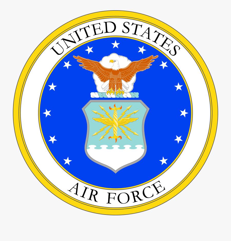 Military Symbol Air Force, Transparent Clipart