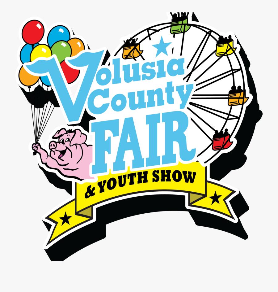 Volusia County Fair 2019, Transparent Clipart