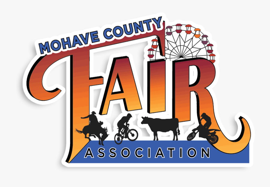 Mohave County Fair Logo - Graphic Design, Transparent Clipart