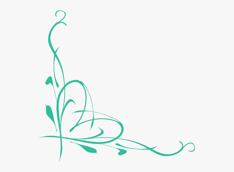 Vine Clipart Gold Leaf - Green Vines Clip Art, Transparent Clipart