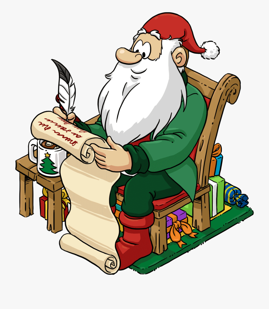 Merry Christmas 20117 Santa Claus Animated Gifs Images, Transparent Clipart
