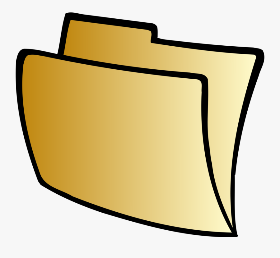 Transparent Document Clipart - Clipart Filing System, Transparent Clipart
