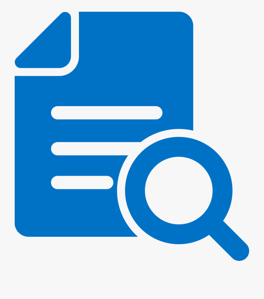 Standard Documents Icon - Policies & Procedures Icon, Transparent Clipart