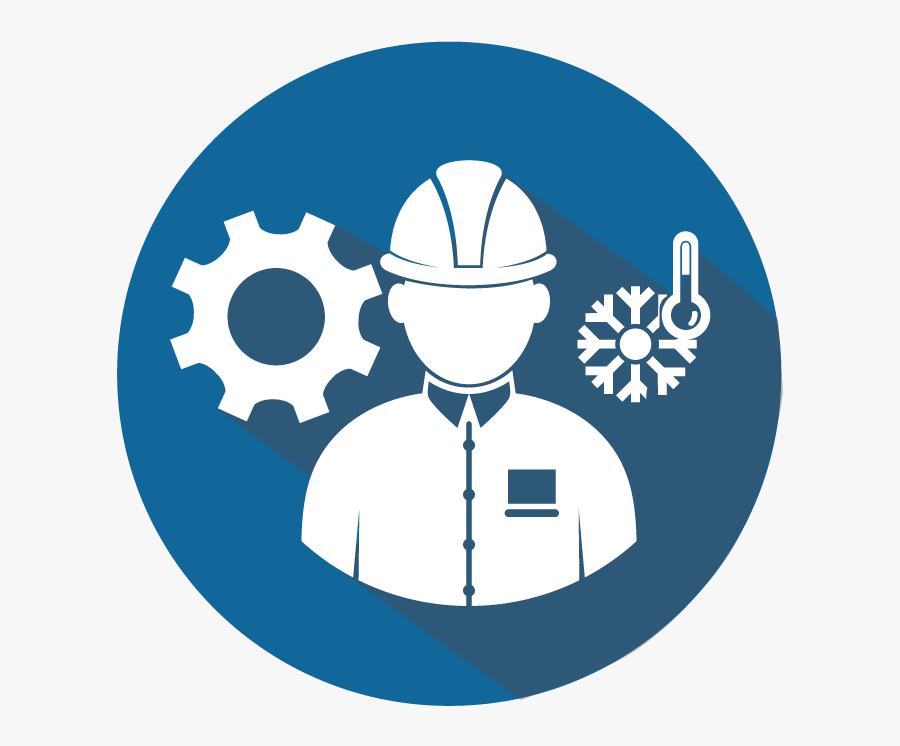 Hvac Maintenance Professional Icon - Svg Services Icon ...
