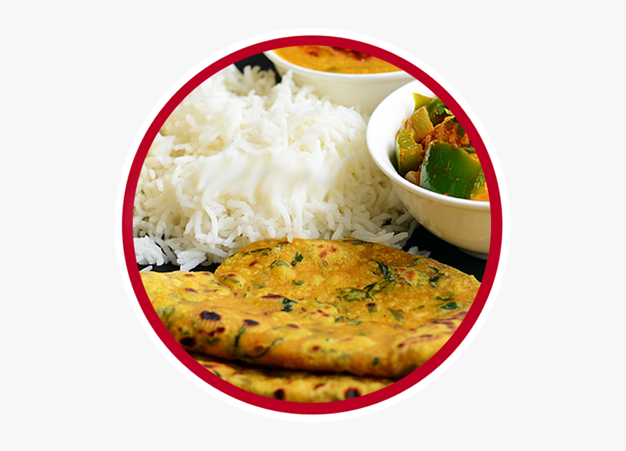 Thumb Image - Lunch Food In India, Transparent Clipart