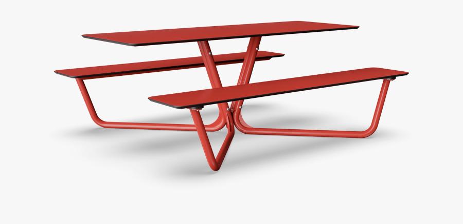 Picnic Table, Transparent Clipart