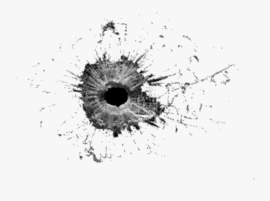 Transparent Hole In Ground Clipart - Transparent Background Bullet Holes, Transparent Clipart