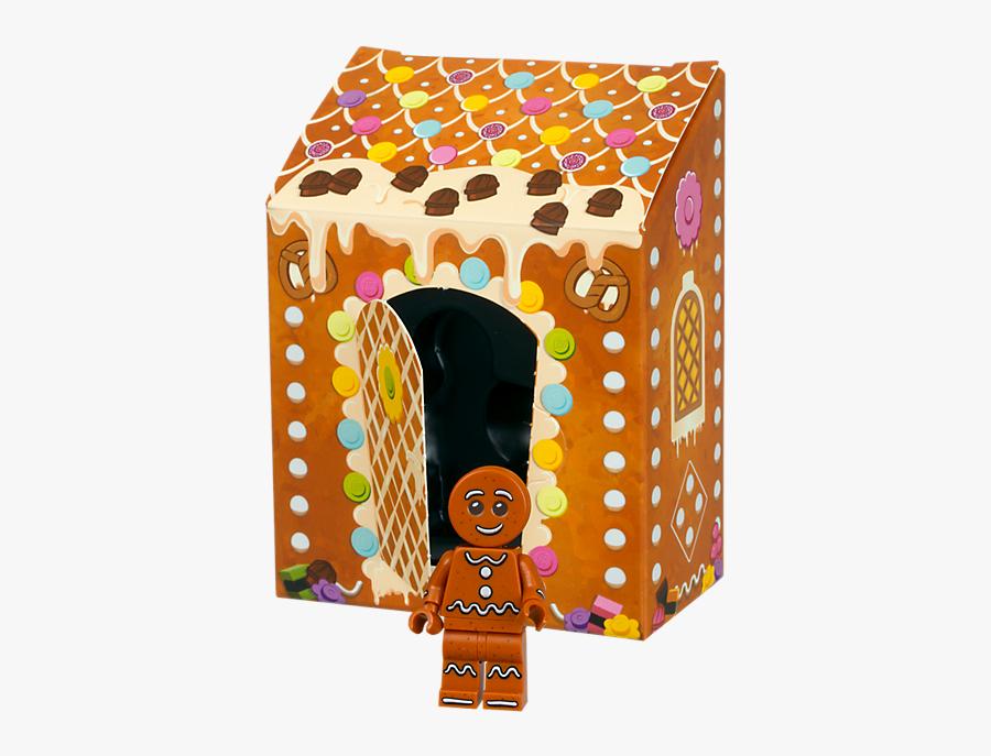 Heh Clipart Crayon - Lego Gingerbread Man, Transparent Clipart