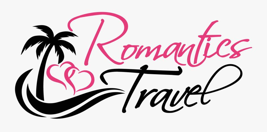 Honeymoon Travel Logo, Transparent Clipart