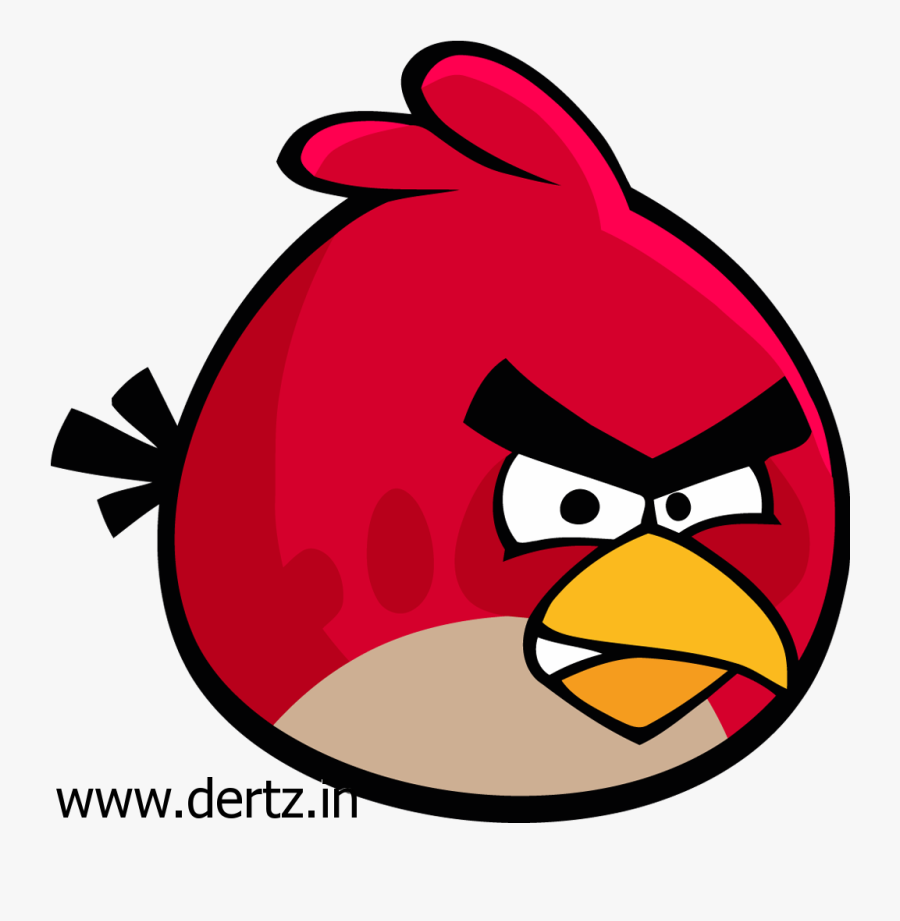 Bird App, Angry Child, I Am Angry, All Angry Birds, - Angry Birds, Transparent Clipart