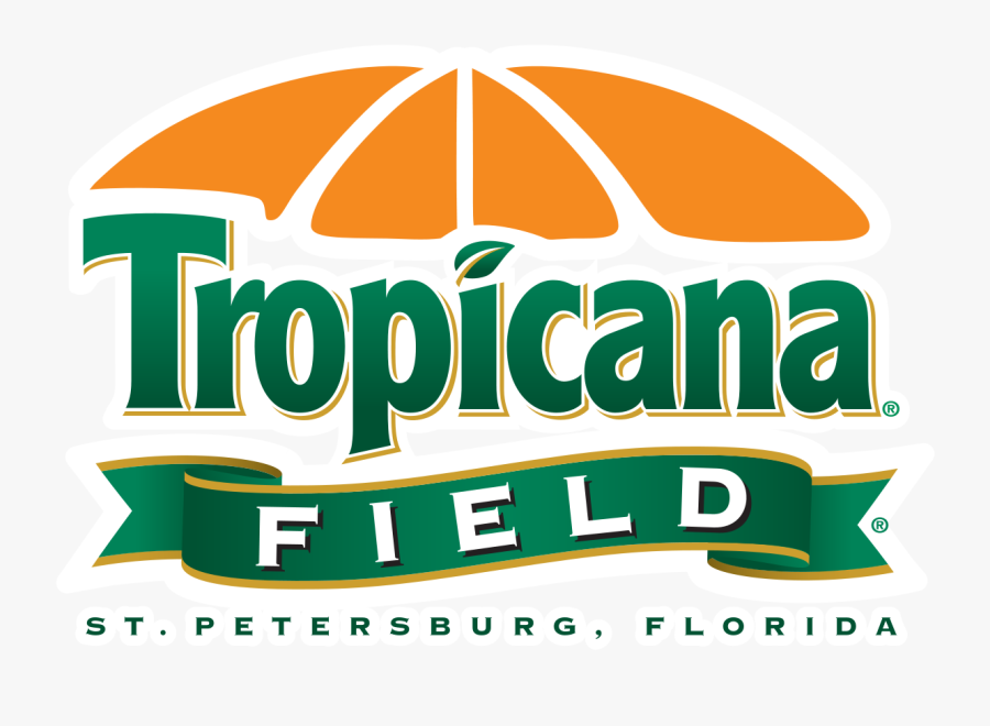 Entrance Tropicana Field Parking, Transparent Clipart