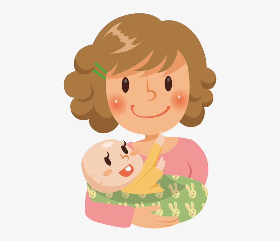 Emotion Boy Child Drawing Mother Free Transparent Image - Happy Mom Vector Png, Transparent Clipart