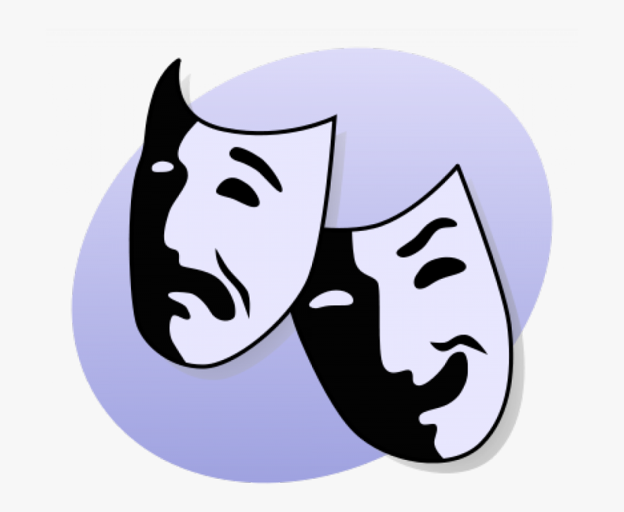 Drama Clipart, Transparent Clipart