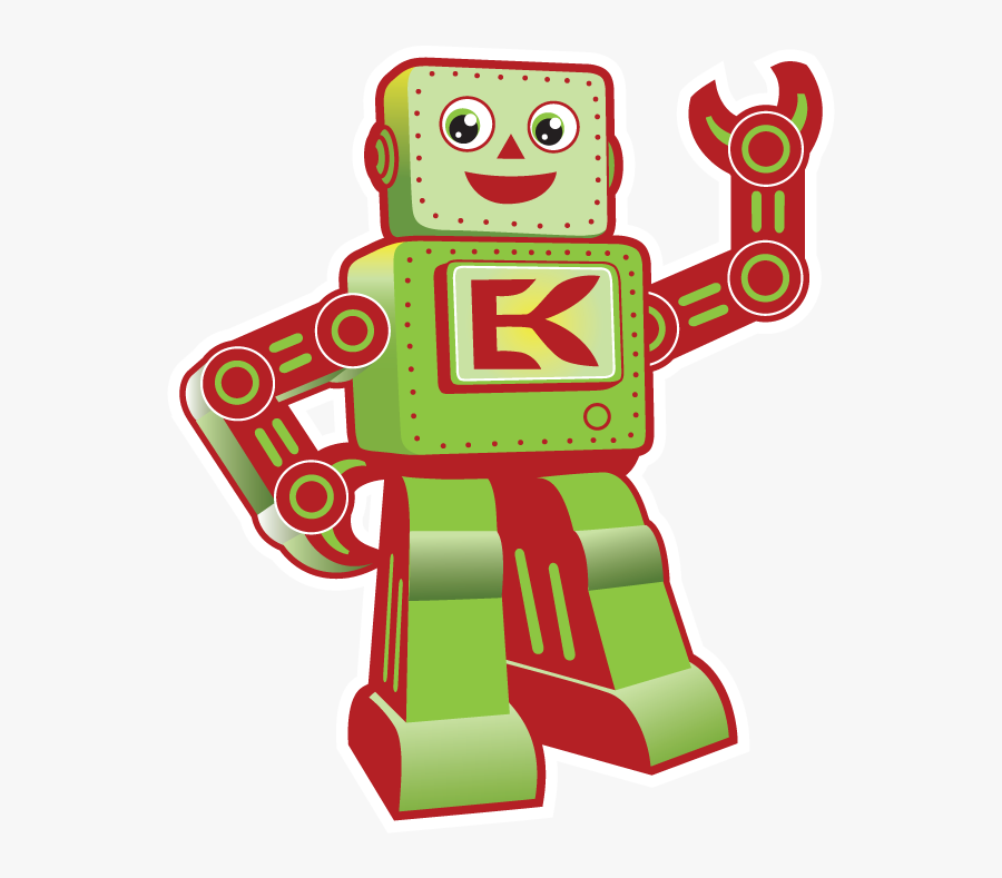 Kid Engineer Clipart - Engineering For Kids Robot, Transparent Clipart