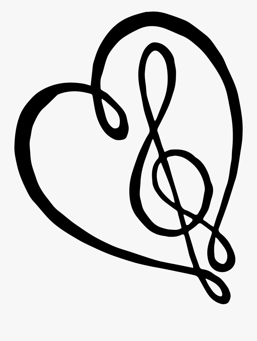 Transparent Lesbian Clipart - Music S Symbol Tattoo, Transparent Clipart