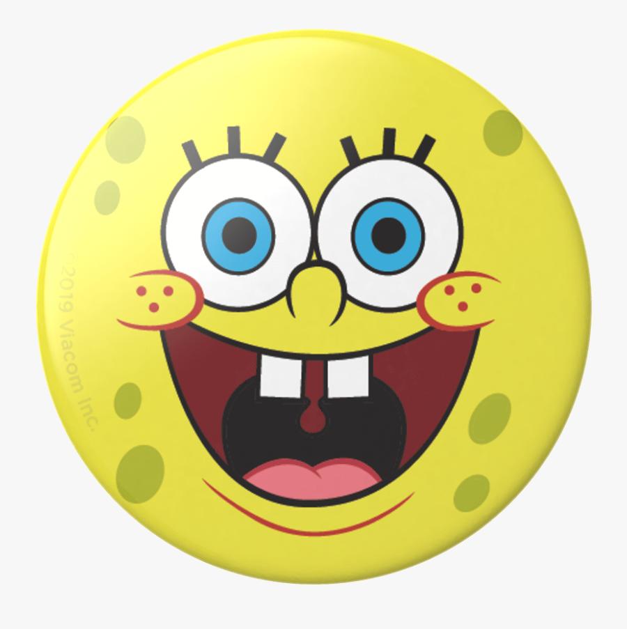 Spongebob Shirt, Transparent Clipart