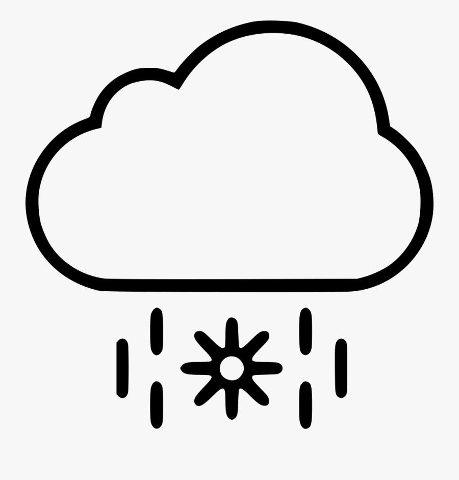 Snow Ace Rain Cloud Comments - Portable Network Graphics, Transparent Clipart