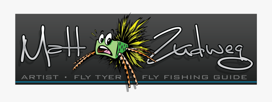 Zflyfishing - Com - Fly Fishing Guide Logo, Transparent Clipart