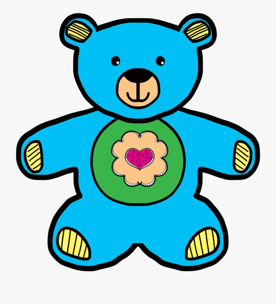Area,artwork,teddy Bear - Teddy Bear For Drawing, Transparent Clipart
