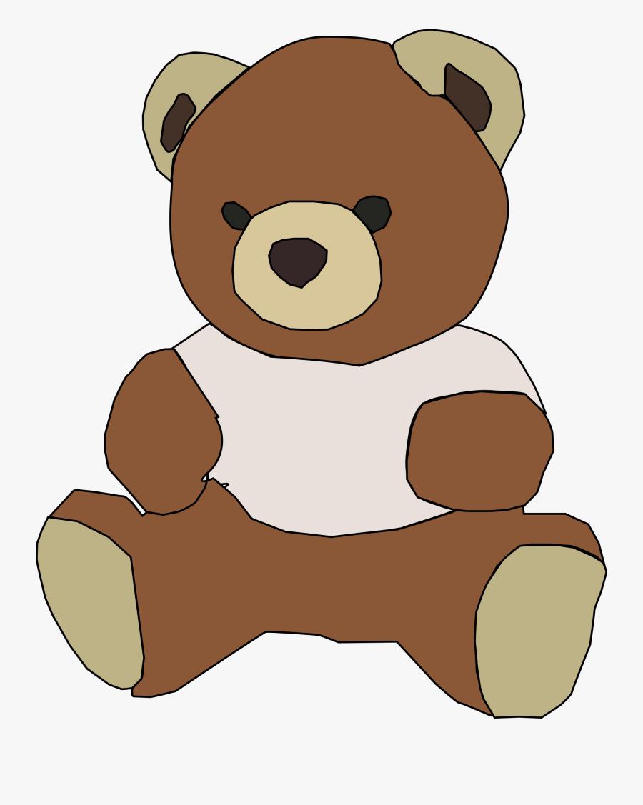 Teddy Bear - Teddy Bear Clip Art, Transparent Clipart